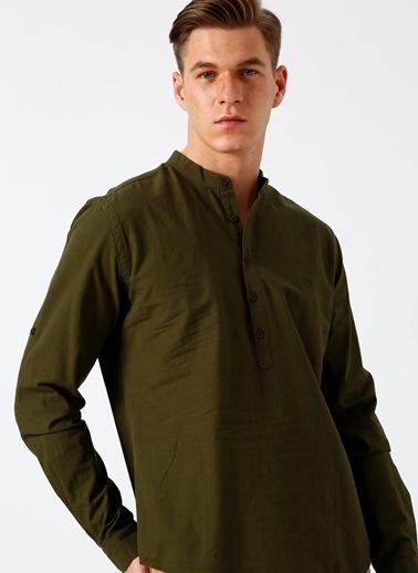 Bad Bear Gömlek Yeşil